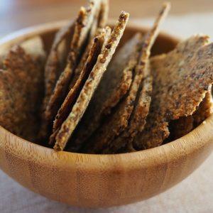 Biscuits apéritifs et fruits secs