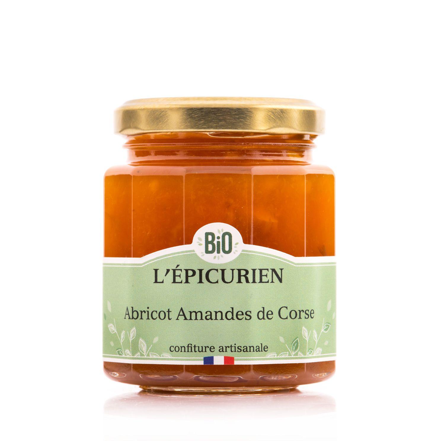 Abricot aux Amandes de Corse BIO 210g