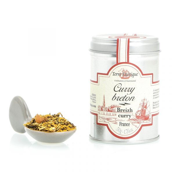 Curry Breton