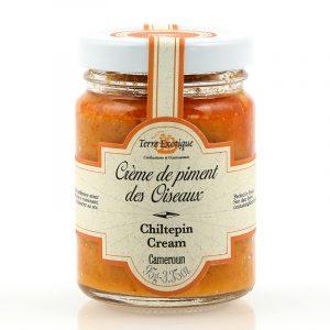 Crème de Piment des Oiseaux 95g