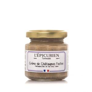 Crème de Châtaignes festive 100g