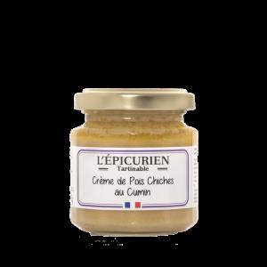 Crème de Pois Chiche au Cumin 100g