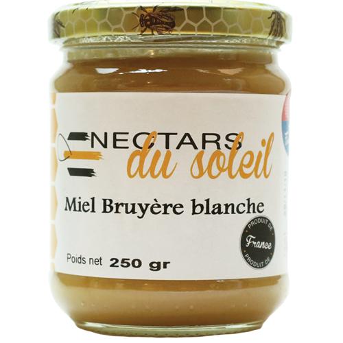 Miel de Bruyère Blanche 250g