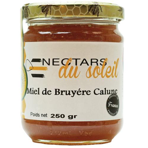Miel de Bruyère Calune 250g