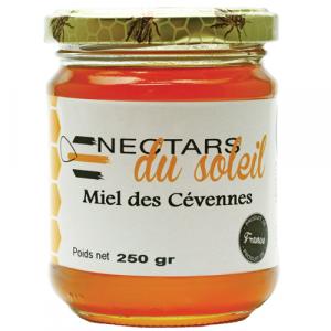 Miel des Cévennes – IGP Miel des Cévennes 250g