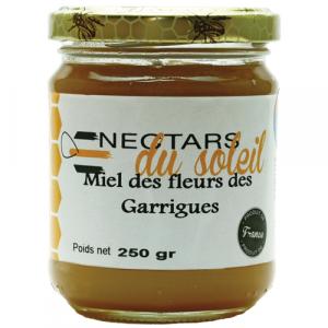 Miel des Fleurs de Garrigues 250g