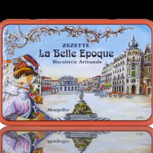 Boîte Zézettes de Sète Montpellier 250g