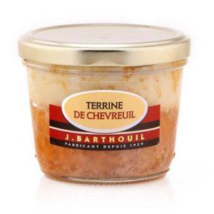 Terrine de Chevreuil 190g
