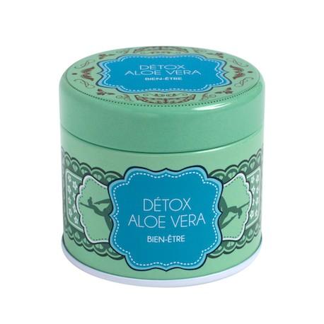 Boite Detox Aloe Vera 25g