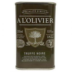 Huile d'Olive Truffe Noire 25cl