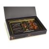 Boîte aiguillettes mendiants clémentines Ile de Ré Chocolats