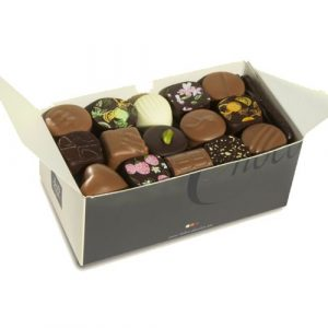 Ballotin de chocolats 350g