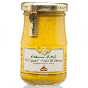 Moutarde au Curry de Madras 100g