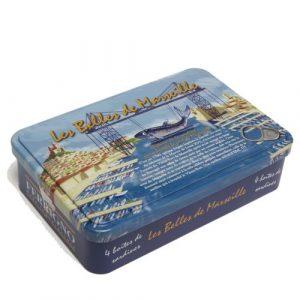 Coffret 4 boites de Sardines 4x115g