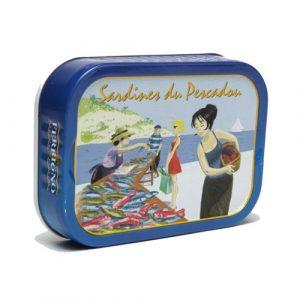 Sardines du Pescadou 115g