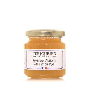 Poire aux Abricots Secs et au Miel 125g