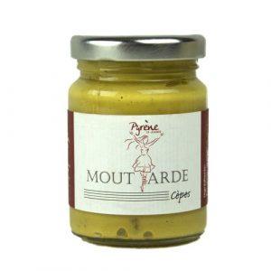 Moutarde Brisures de Cèpes 100g