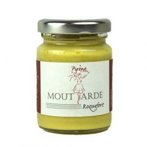 Moutarde au Roquefort 100g