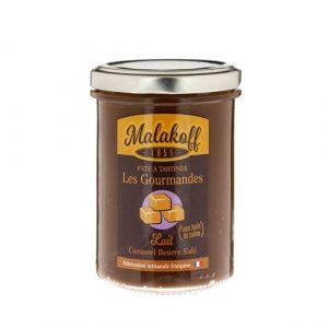 Chocolat Lait éclats Caramel beurre salé 240g