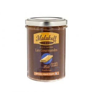 Chocolat Lait Feuilletine 240g