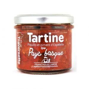 Tartine au Pays Basque 110g