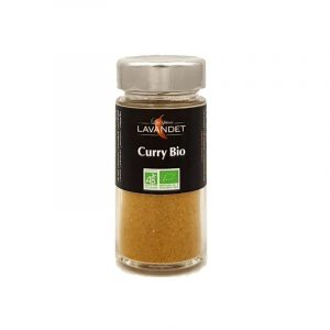 Mélange Curry BIO 40g