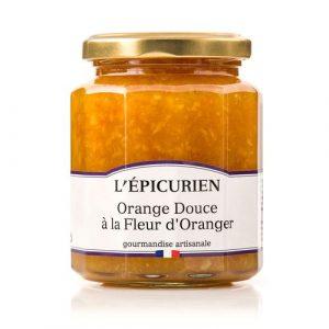 Orange Douce à la Fleur d'Oranger 320g