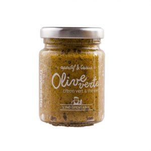 Olive verte, Citron vert et Thé vert 90g