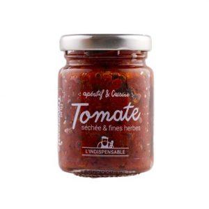 Tomate séchée et fines herbes 90g