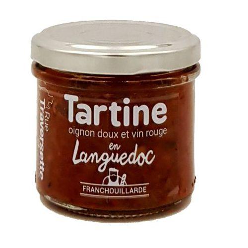 Tartine en Languedoc