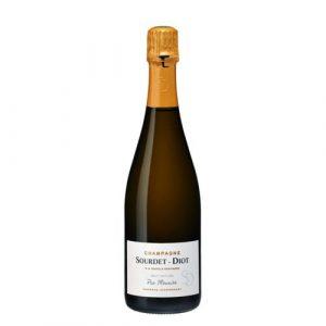 Champagne Pur Meunier 75cl – Sourdet-Diot