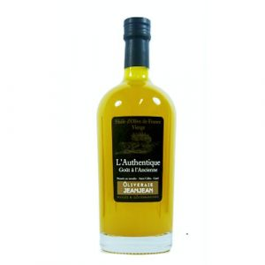 Huile d'Olive Cuvée Authentique 50cl