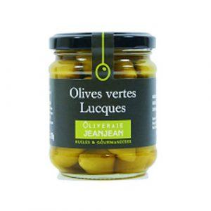 Olives vertes Lucques 120g
