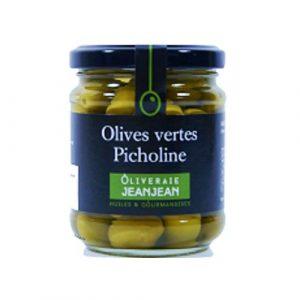 Olives vertes Picholine 120g