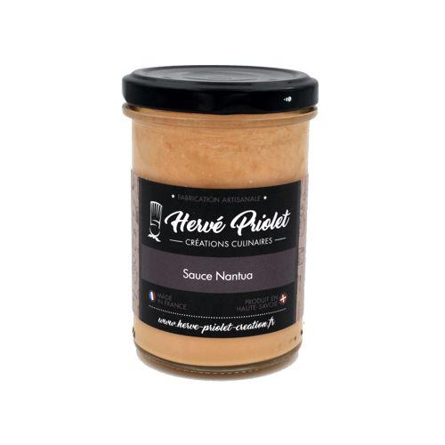Sauce Nantua Hervé Priolet