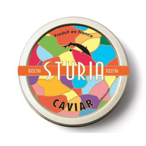 Caviar Sturia Oscietra 100g