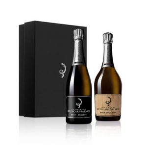Champagne Coffret 2 Bouteilles 75cl – Billecart Salmon