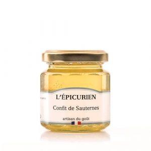 Confit de Sauternes 125g