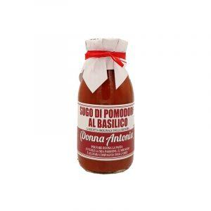 Sauce Tomate au Basilic 250gr