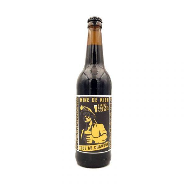 Bière Tous au Charbon 50cl