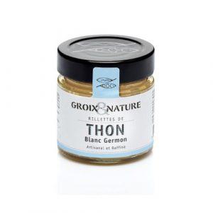 Rillettes de Thon blanc Germon 100g