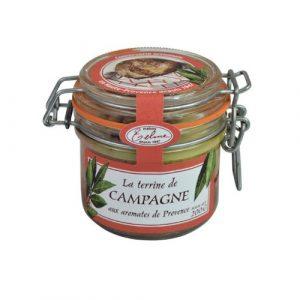 Terrine de Campagne aux Herbes de Provence 200g